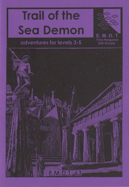Image of Trail of the Sea Demon
