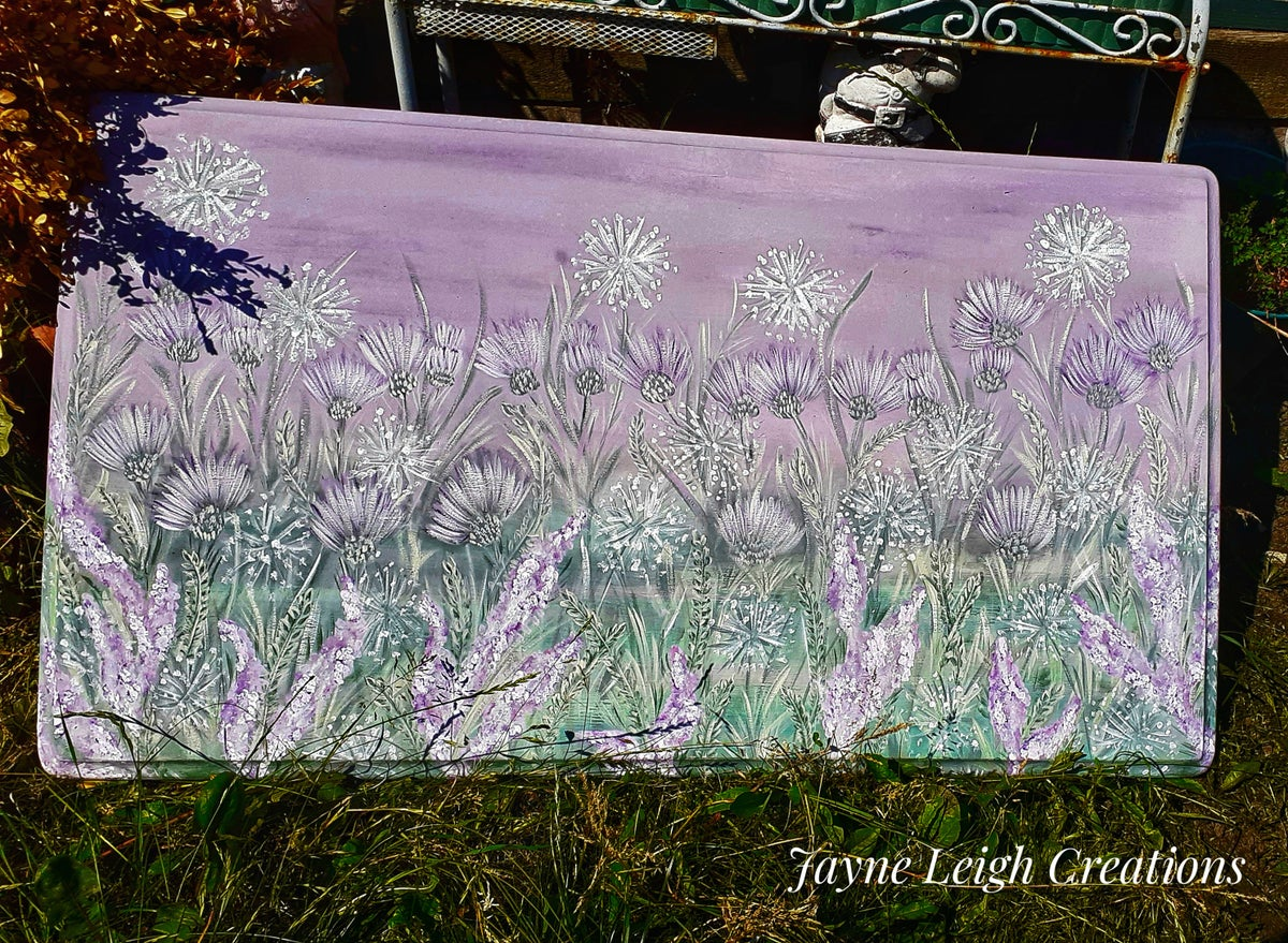 Image of Lilac Thistles