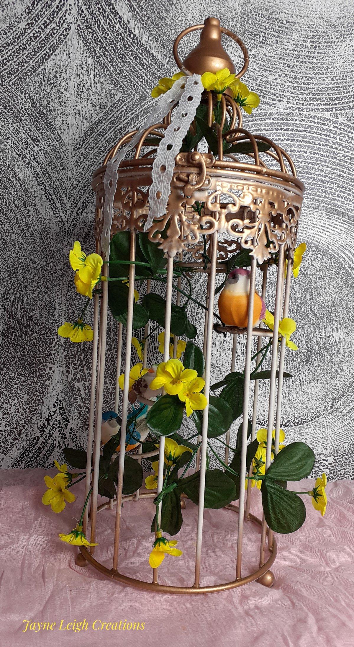 Image of Bird Cage