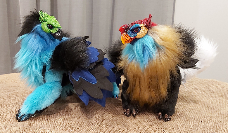 Image of Gryphons