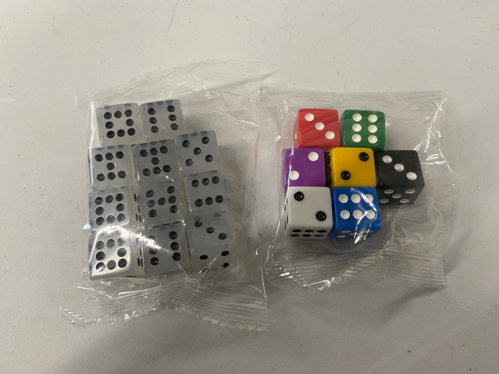 Roll Player Monsters & Minions Boost / Attribute Dice