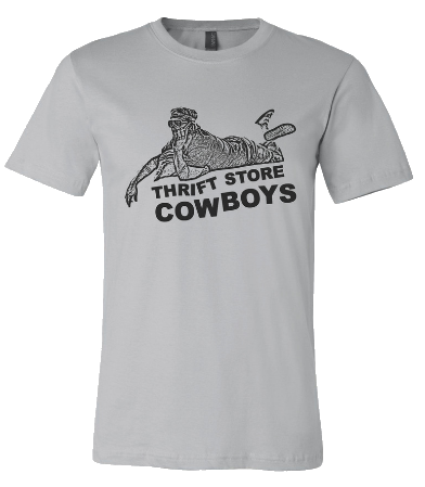 """Image of Thrift Store Cowboys """"Lounging Tugboat"""" T-Shirt"""