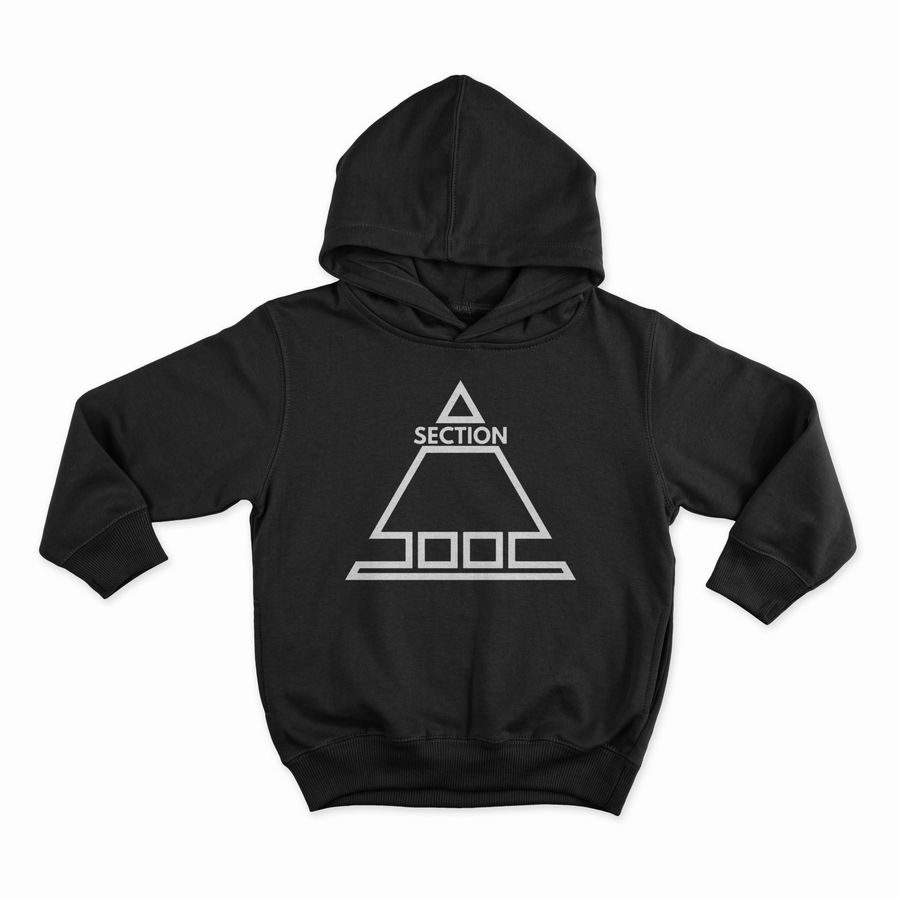 Image of Section III Logo Hoodie (Pre-Order)