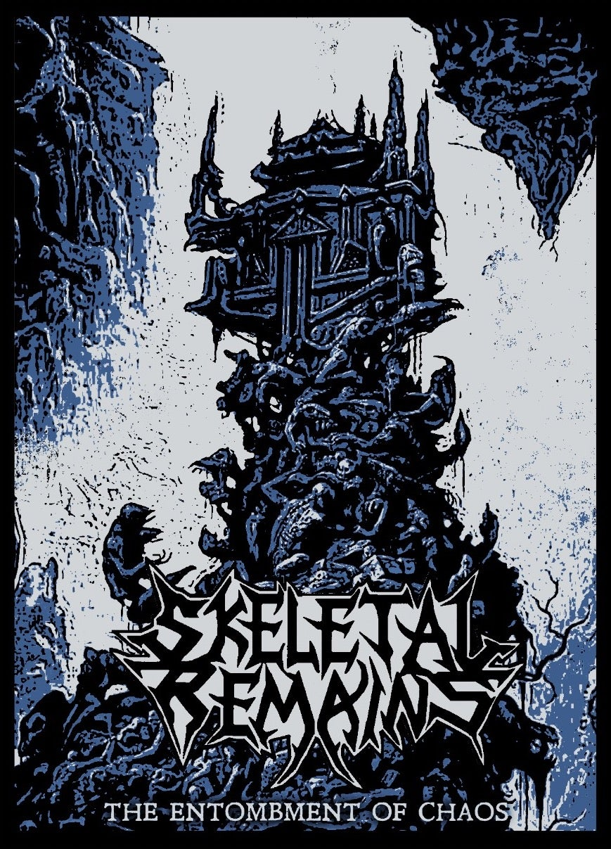 The Entombment Of Chaos CD BUNDLE