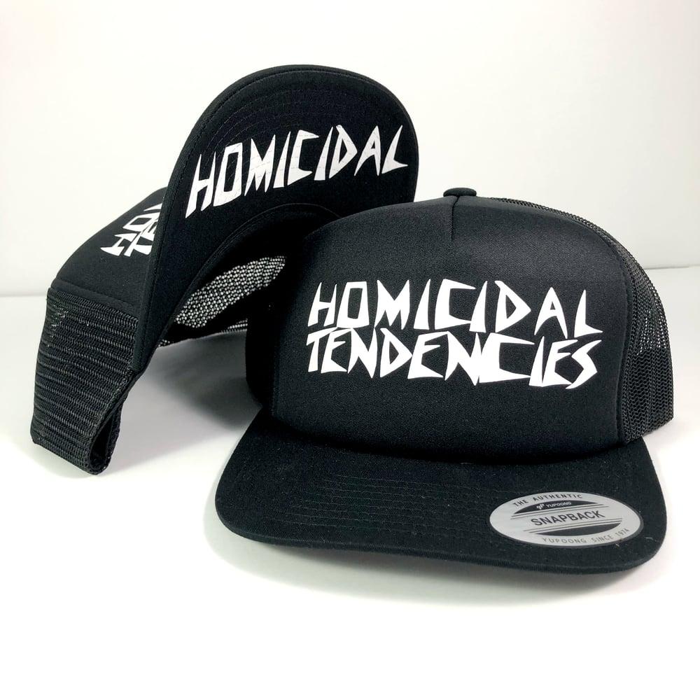 Homicidal Tendencies (Snap Back Hat)