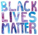 Image 1 of BLM Sticker (free with donation to Southern Fried Queer Pride)