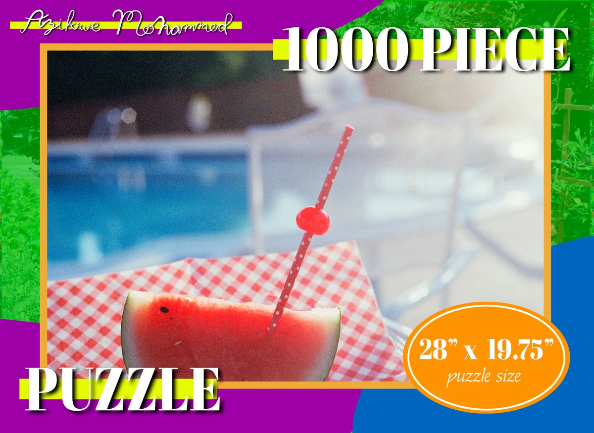 Image of Poolside Watermelon