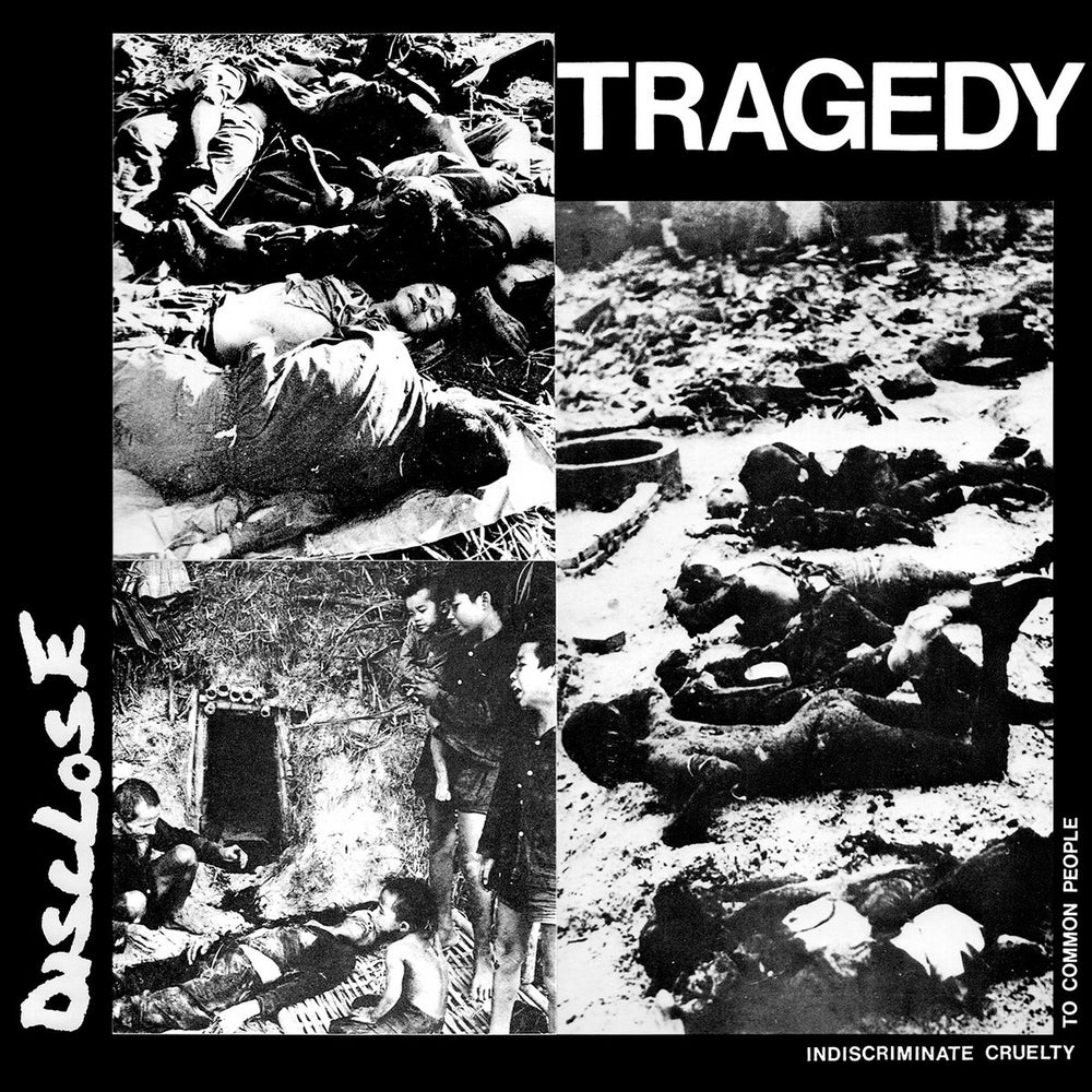 Image of DISCLOSE - Tragedy LP