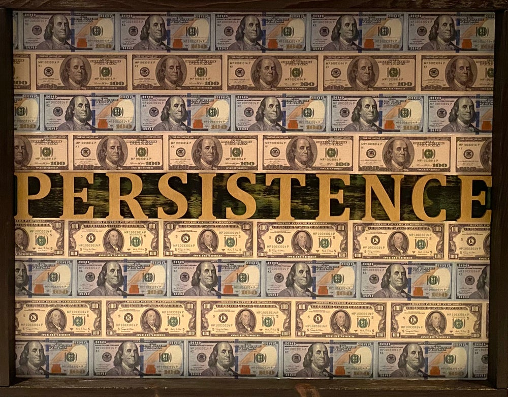 Image of PERSISTENCE