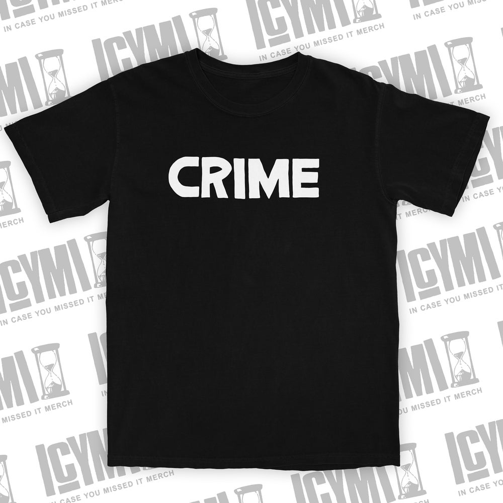 Image of CRIME