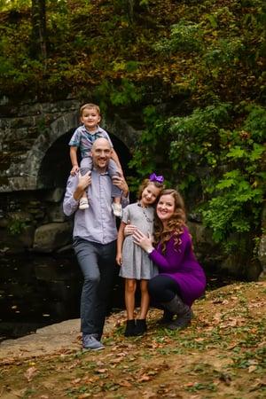 Image of Ross Bridge Fall Mini Session~October 25th