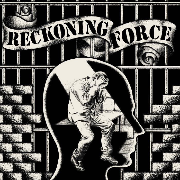 Reckoning Force - S/T 7""