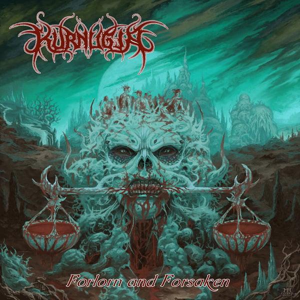 Image of Kurnugia - Forlorn And Forsaken