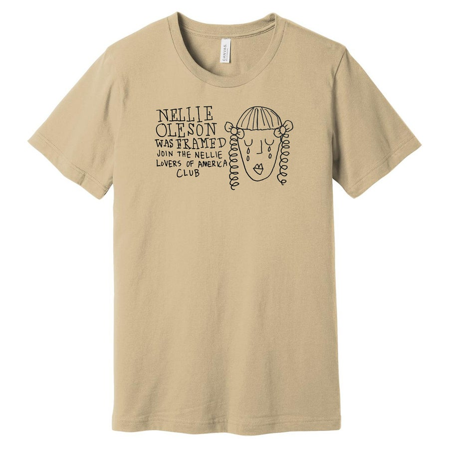 Image of Nellie Was Framed! tees