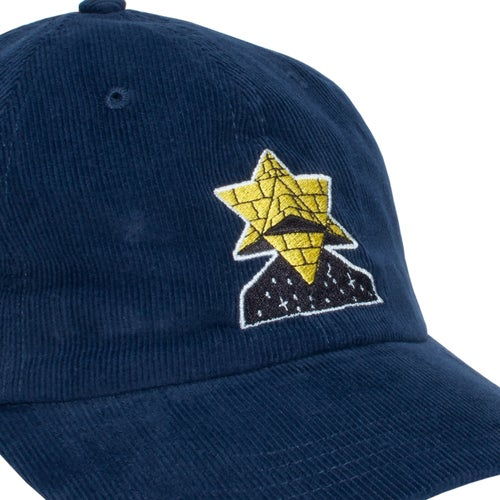Image of Exeter Corduroy Hat (Navy)