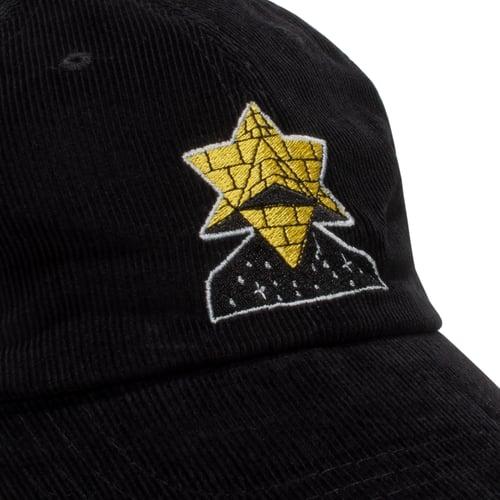 Image of Exeter Corduroy Hat (Black)