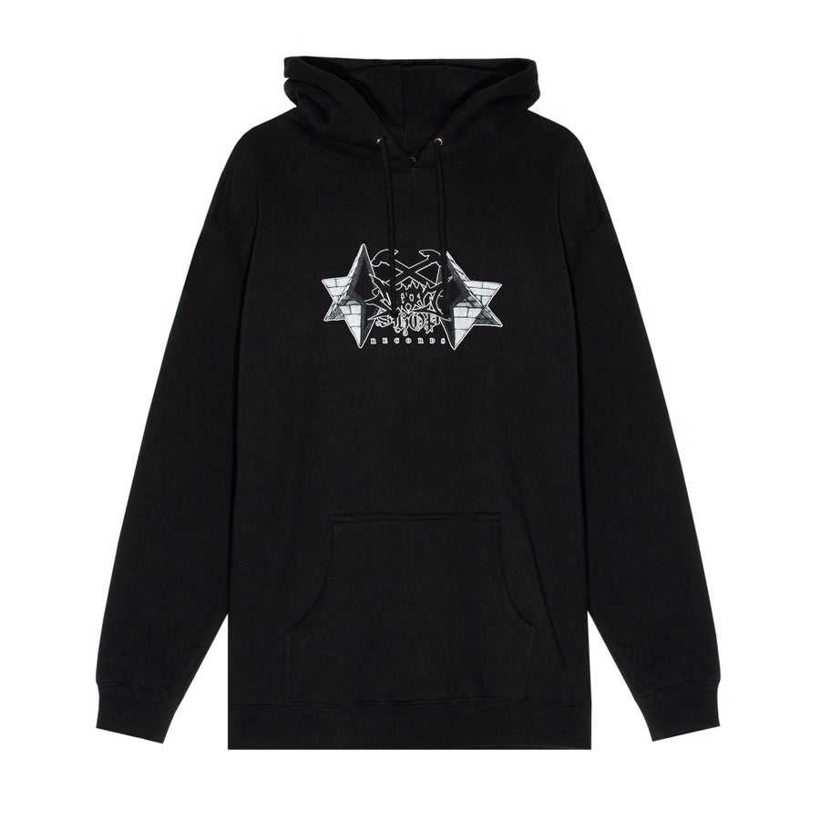 Image of DOOMSHOP X PYRAMID COUNTRY HOODIE