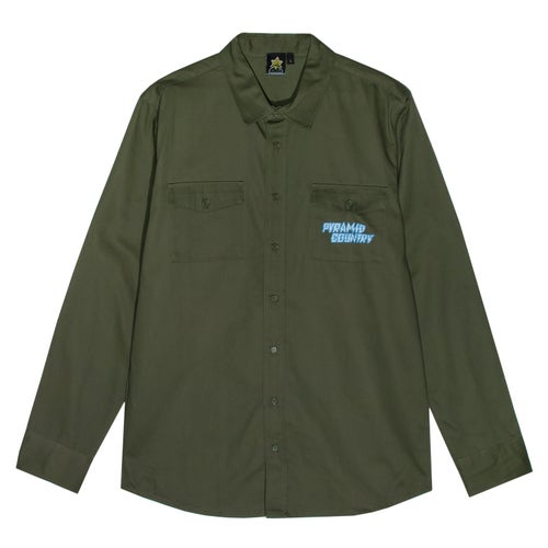 Image of Gang's All Here Military Longsleeve