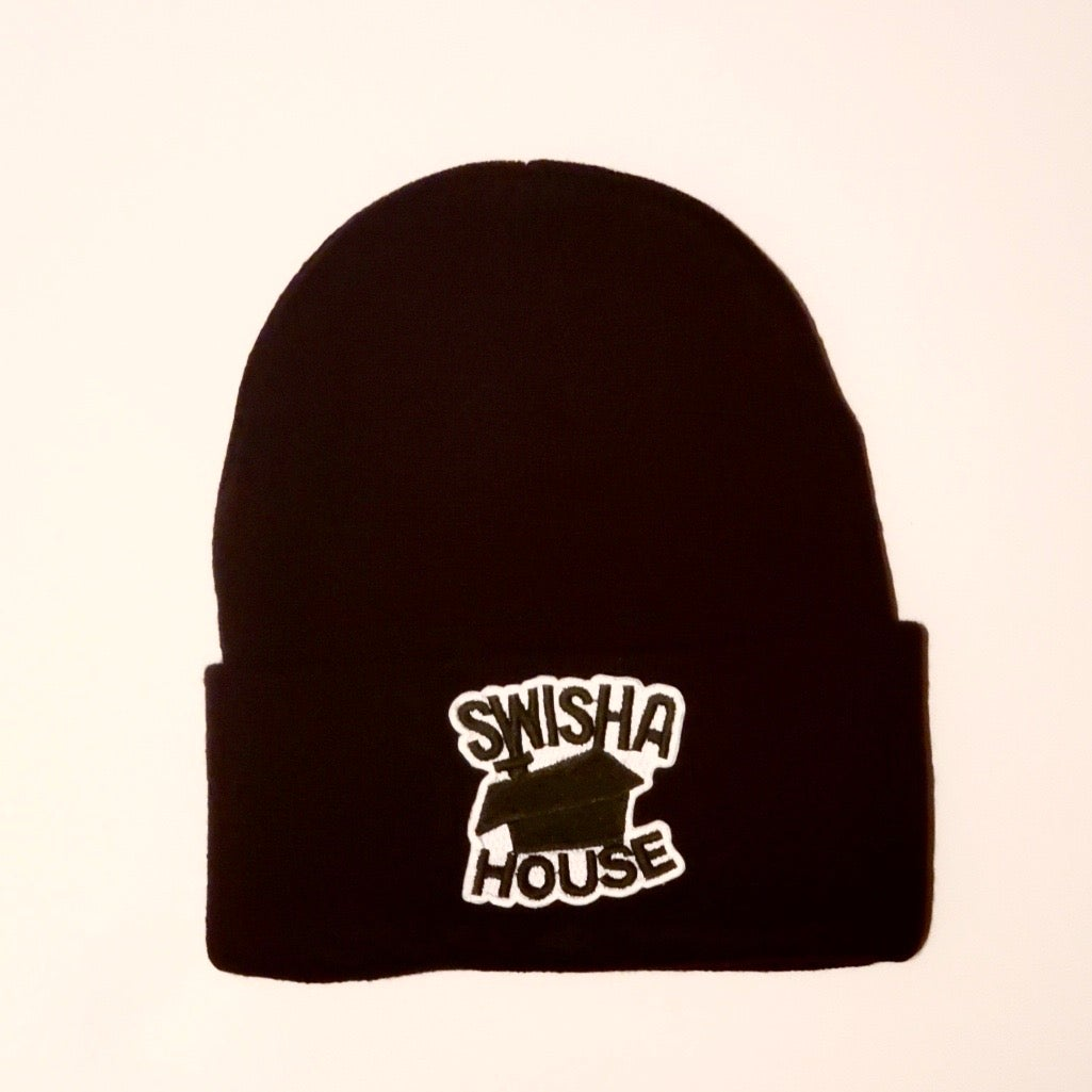 Image of SH Custom Patch Beanie