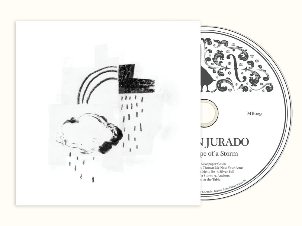 Image of In The Shape Of A Storm (CD)