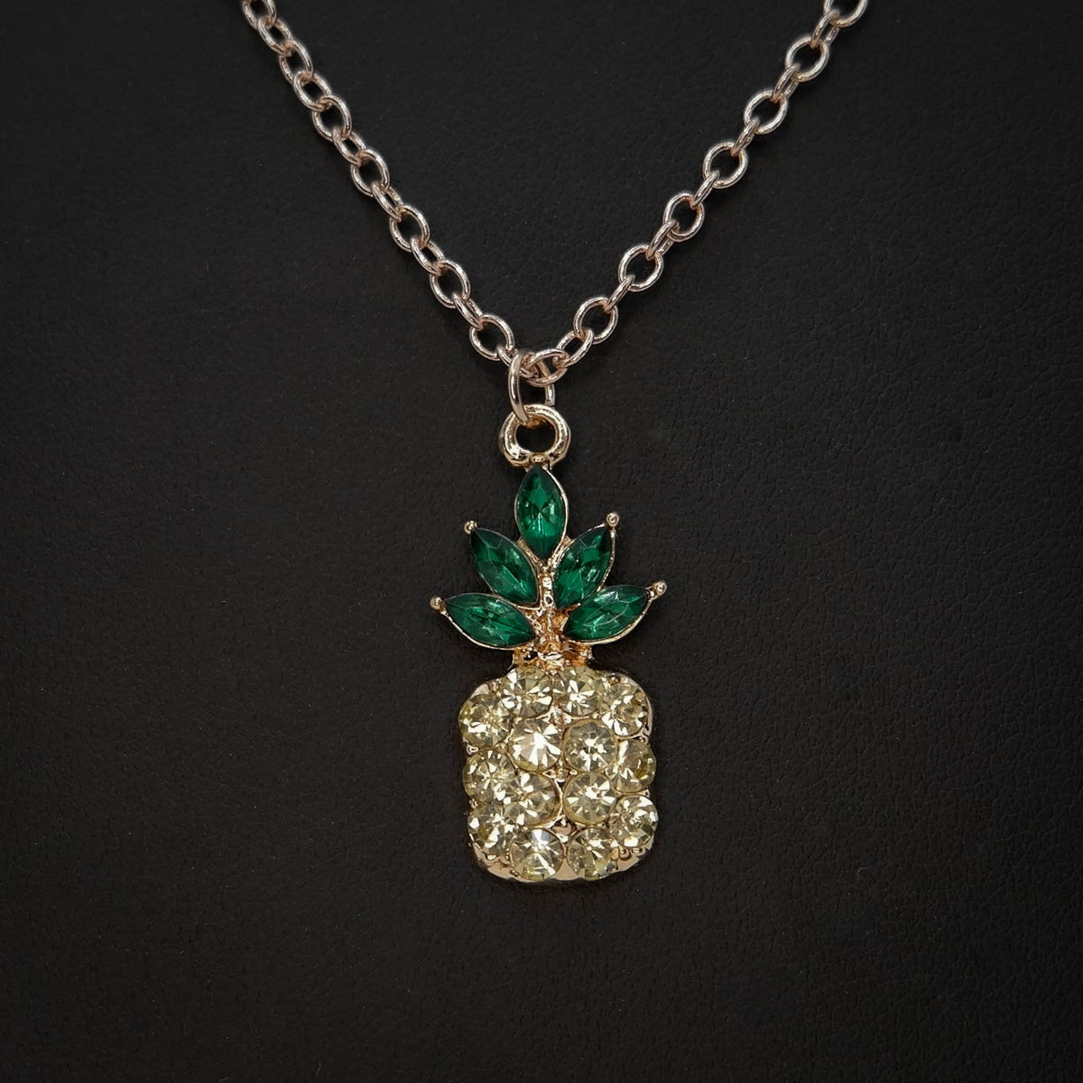Limited Edition <br /> <br /> Necklace <br /> Pineapple