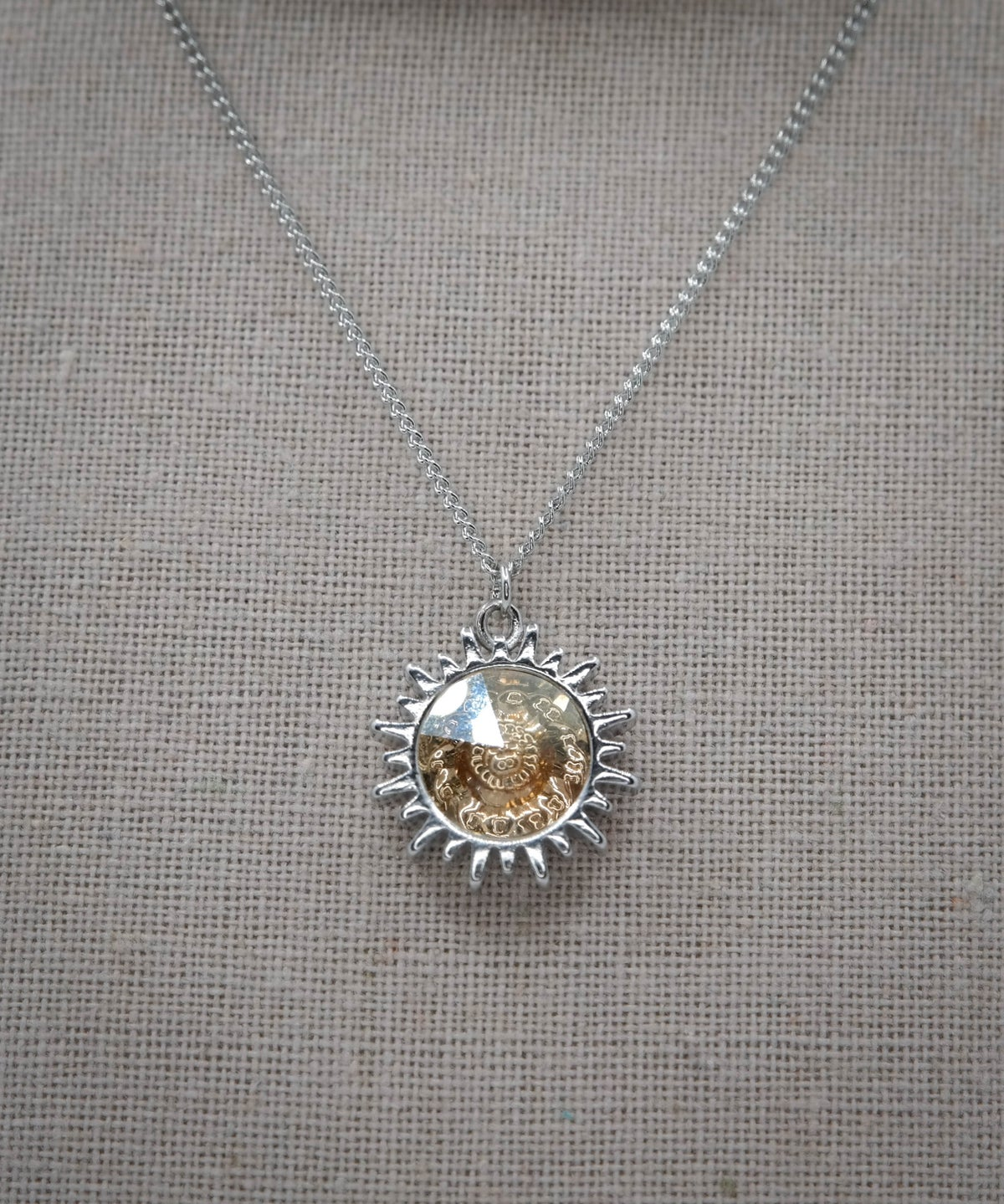 Limited Edition <br /> <br /> Necklace <br /> Sun