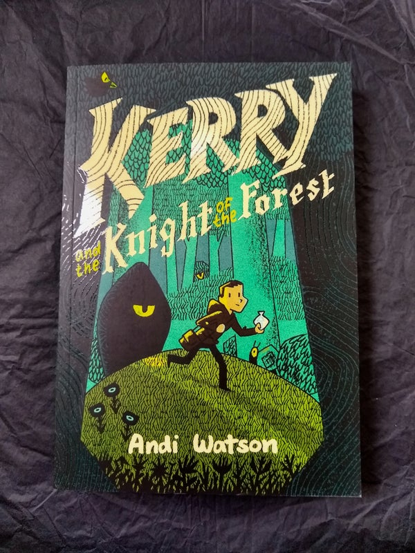 Image of Kerry and the Knight of the Forest paperback