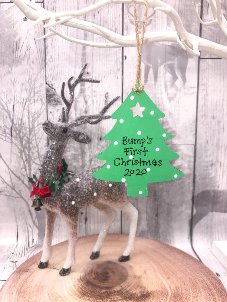 Image of Christmas Tree decoration