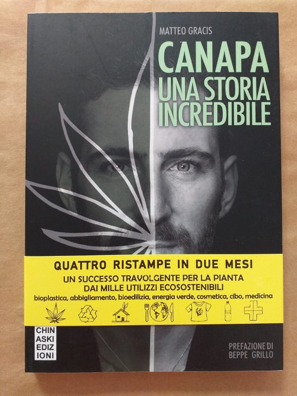 Image of Canapa- Una Storia Incredibile