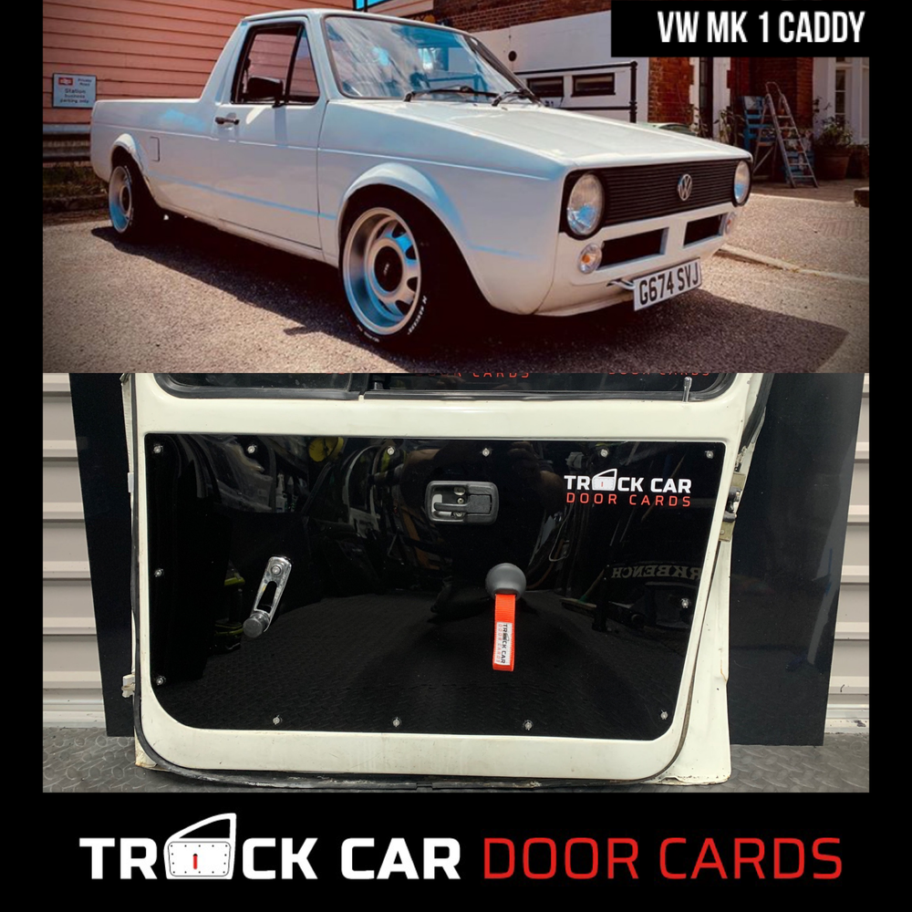 Image of VW Golf MK1 Caddy / 4 door (front doors)