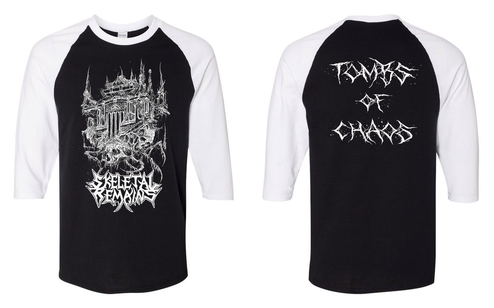 Tombs Of Chaos T-Shirt/Baseball