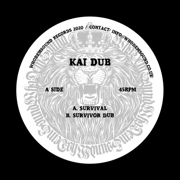 "KAI DUB - SURVIVAL [7""] [WHODEM37]"