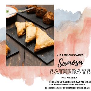 Image of Samosa Saturday's