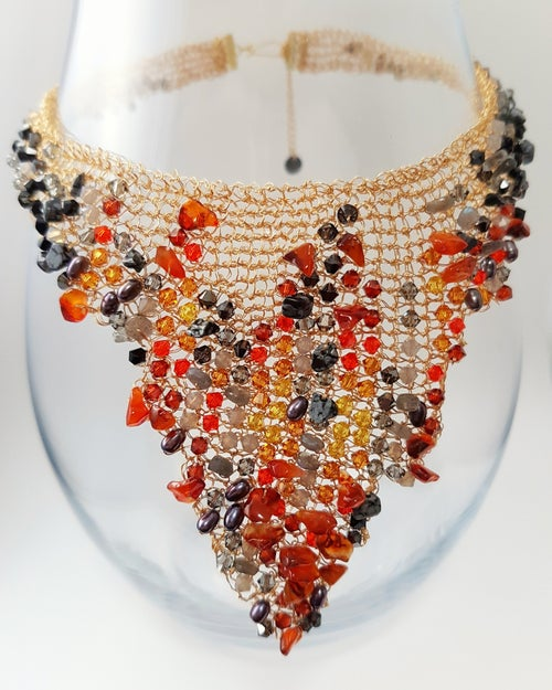 Image of LAVA Necklace
