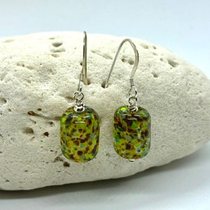 Image of Autumn Leaves Bobble Earrings