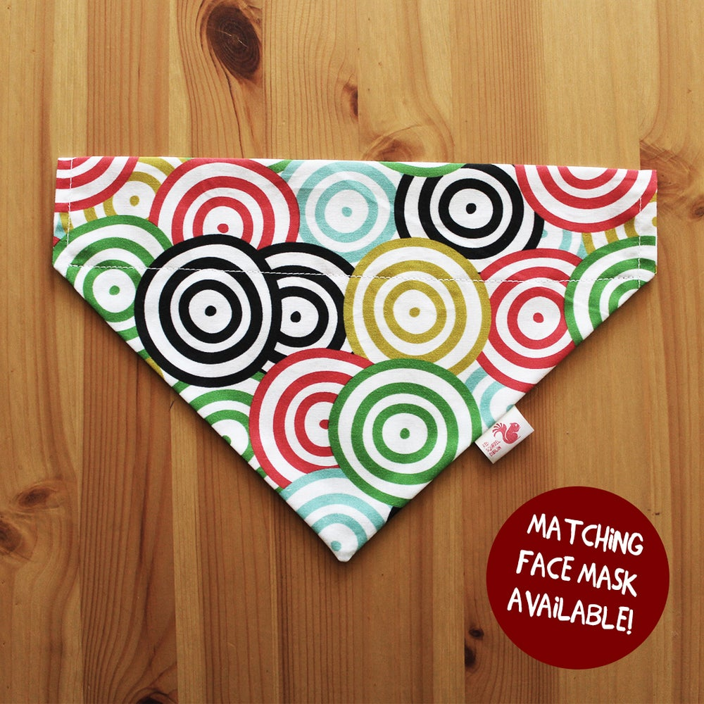 Image of Lollipops dog & cat bandana