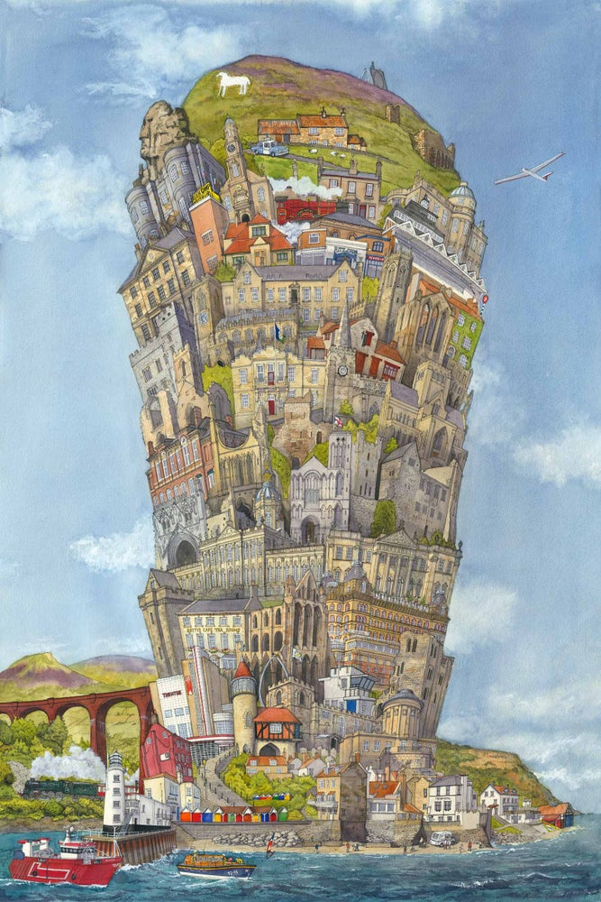 Image of The Tower of the North York Moors