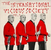 Image of LP. V.A. : International Vicious Society Vol 4.