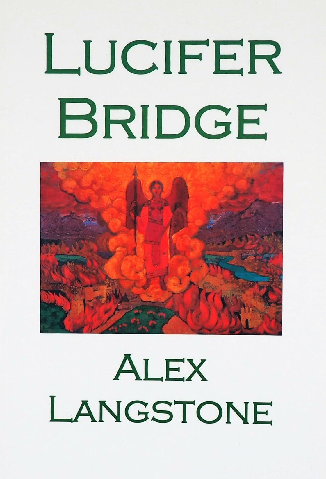 Image of Lucifer Bridge (signed by author)