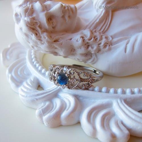Image of Labradorite Empress ring
