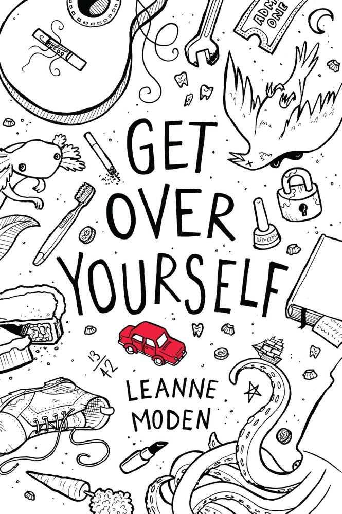 Image of Get Over Yourself by Leanne Moden