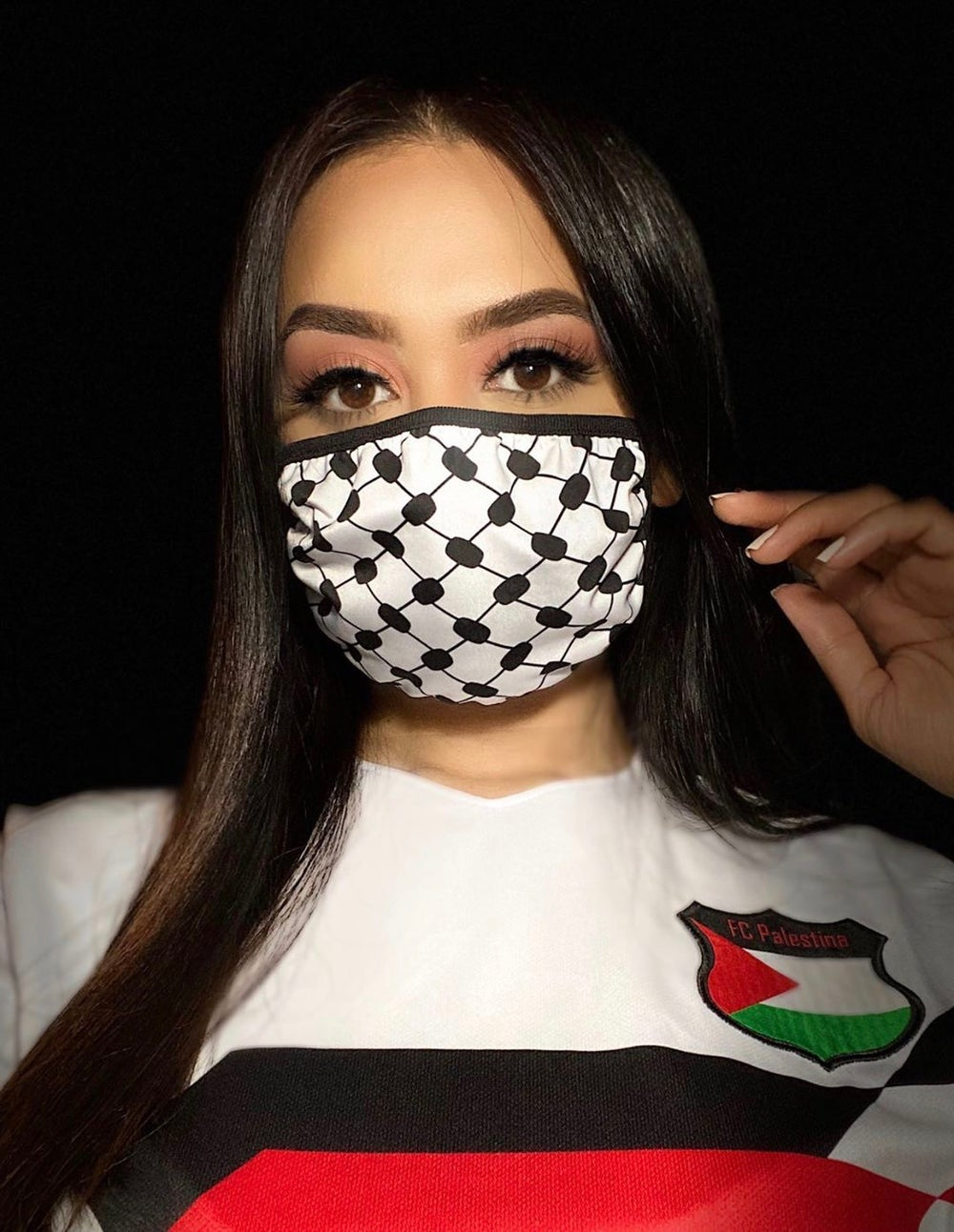 Image of Palestine Face Masks