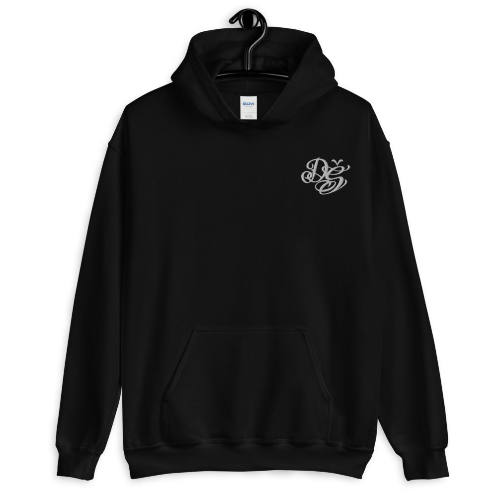 Image of DS Embroidered Hoodie