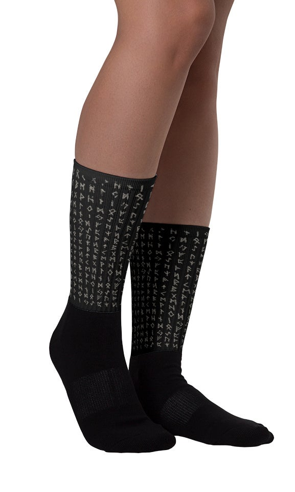 Image of RUNIC SOCKS