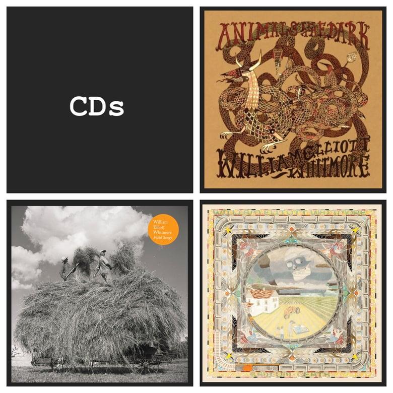 Image of CDs - Animals in the Dark, Field Songs, & Radium Death