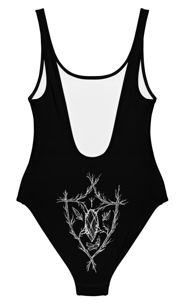 Image of SHIELD ONE PIECE SWIMSUIT