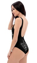 SHIELD ONE PIECE SWIMSUIT