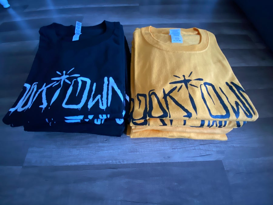 Image of New Oaktown hand style tee