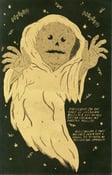 Image of The Ghost of Virgin Joe Risograph Print