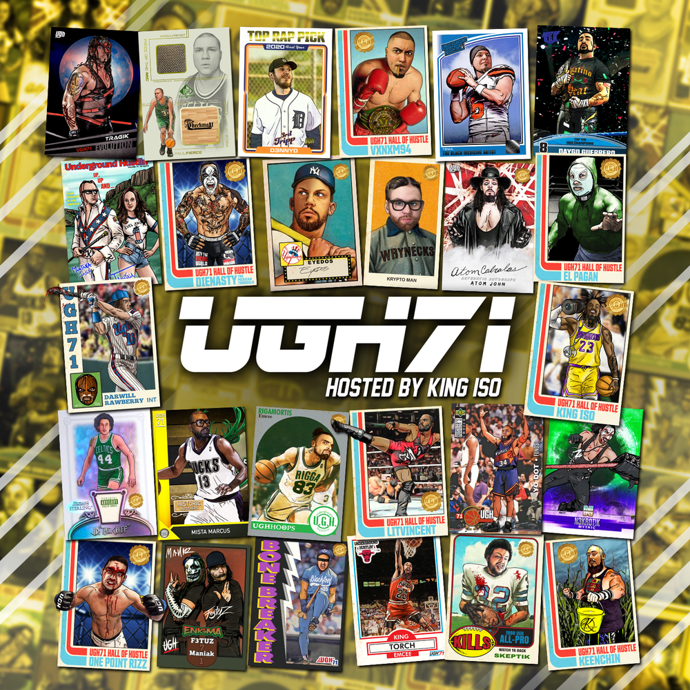 Image of UGH71 hosted by KING ISO - PRE ORDER!